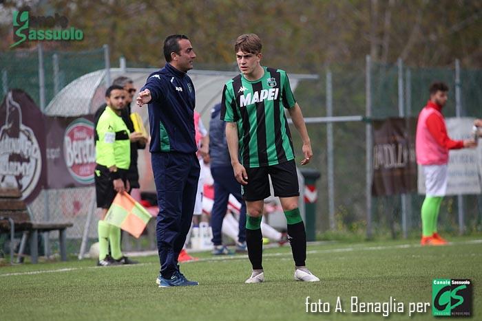 barone dopo Sassuolo-Spezia 4-2