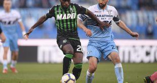 Sassuolo-Lazio: dove vedere la partita in TV e info prevendita biglietti