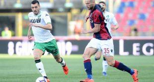 bologna-sassuolo 2-1