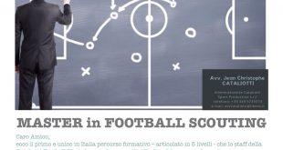 corso osservatore di calcio reggio emilia