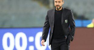 """De Zerbi: """"Sto benissimo a Sassuolo. La Roma? Se arriva un'offerta ne parlo con la società"""""""