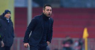 """De Zerbi dopo Sassuolo-Parma 1-1: """"Abbiamo giocato contro il campo"""""""