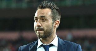 """De Zerbi dopo Juventus-Sassuolo 2-2: """"Sapevamo di dover soffrire ma il coraggio fa soffrire meno. Turati? È complatamente matto"""""""""""