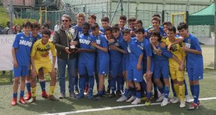 L'Under 13 vince il Memorial Giovannini