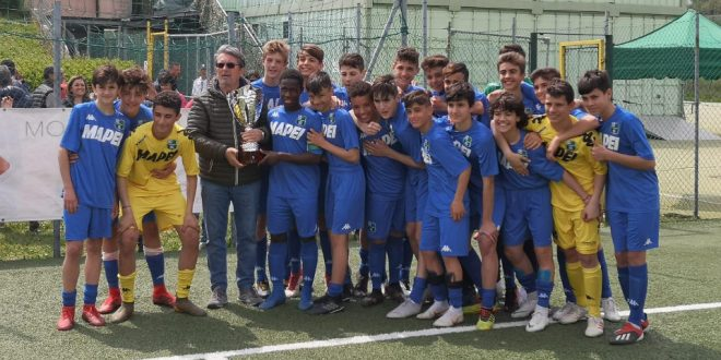 L'Under 13 vince il Memorial Giovannini