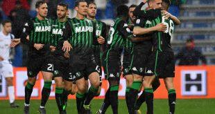 Il pagellone del Sassuolo per la stagione 2018/2019