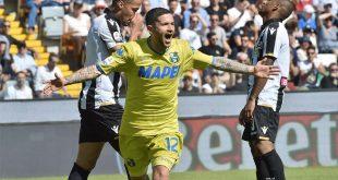 Udinese-Sassuolo 1-1: i neroverdi dominano e gestiscono, ma basta una distrazione