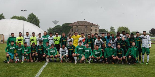 Real Fusignano-Sassuolo