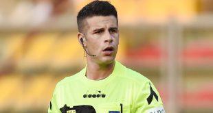 Arbitro Lazio-Sassuolo: c'è Antonio Giua di Olbia. Precedenti e squadra arbitrale