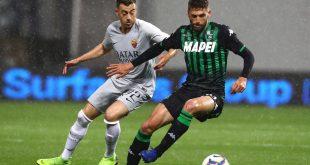 Sassuolo-Roma 0-0: un mix di 'vorrei ma non posso' e 'famoje vede'