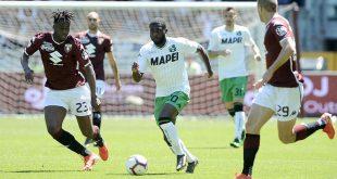 Torino-Sassuolo, le probabili formazioni: riparte la Serie A