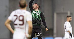 Sassuolo, infortunio Brignola: l'attaccante è stato operato oggi