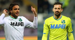 UFFICIALE: Matri e Pegolo rinnovano con il Sassuolo fino al 2020