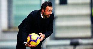 """De Zerbi dopo Sassuolo-Roma 0-0: """"Potevamo pure vincere. Chiudiamo la stagione in casa con un po' d'amaro in bocca"""""""