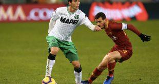 """Djuricic dopo Sassuolo-Roma 0-0: """"Pareggio giusto, peccato per quel centimetro che mi ha evitato di far gol"""""""