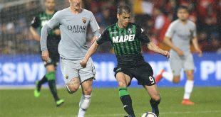 I numeri di Sassuolo-Roma 0-0: primo punto al Mapei contro i Giallorossi