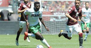 Torino-Sassuolo: aperta la prevendita. Il Sasol Club organizza la trasferta