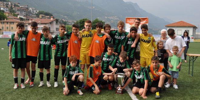 Ultimi tornei stagionali per i Giovanissimi Under 13 del Sassuolo