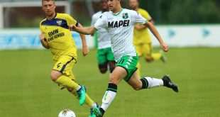 Prestiti Sassuolo: stagione finita per Aristidi Kolaj, il crociato sinistro va KO