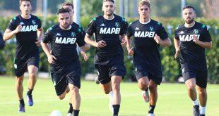 Sassuolo, via al raduno: inizia la stagione 2019/2020