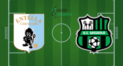Virtus Entella-Sassuolo