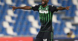 """Verso Torino-Sassuolo, Obiang: """"Saremo pronti, giocherò dove vuole De Zerbi"""""""