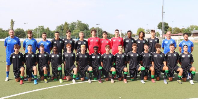Giovanili Sassuolo: stop agli allenamenti fino a domenica