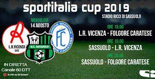 SPORTITALIA CUP 2019: il Sassuolo vince la quarta edizione