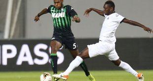 Prestiti Sassuolo, Settimana 22: dalla A alla D nessun gol realizzato