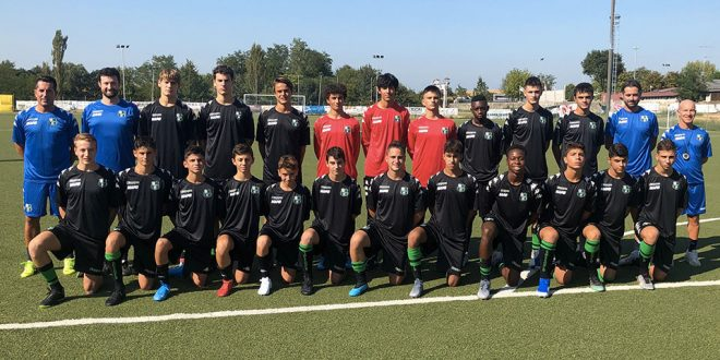 Sassuolo Under 15, anche il We Love Football alza bandiera bianca