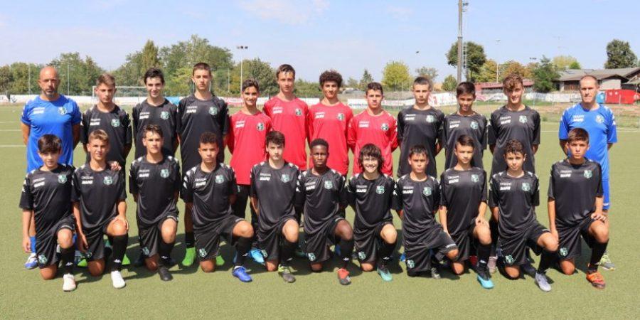 Under 14, al Sassuolo il derby con la Reggio Audace: finisce 3-0 - CanaleSassuolo.it