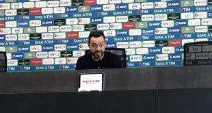 """De Zerbi verso Parma-Sassuolo: """"Obiettivo settimo posto, dobbiamo spingere al massimo"""""""