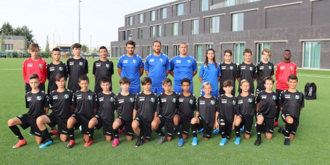 Sassuolo Under 13: iniziata oggi la preparazione per la stagione 2019/2020
