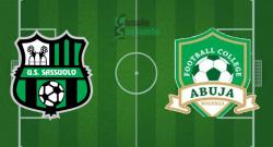 Sassuolo-Abuja
