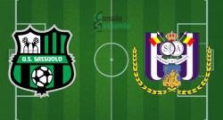 Sassuolo-Anderlecht