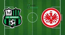 Sassuolo-Eintracht Francoforte