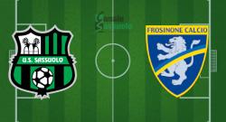 Sassuolo-Frosinone