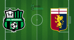 Sassuolo-Genoa