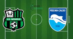 Sassuolo-Pescara