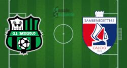 Sassuolo-Sambenedettese