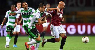 Il tabellino di Torino-Sassuolo 2-1: doppietta di Zaza e primo gol di Caputo in neroverde