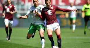 Diretta Torino-Sassuolo 1-0: fine primo tempo, decide il gol di Zaza