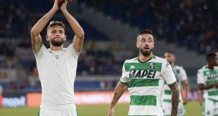 I numeri di Roma-Sassuolo 4-2: un Berardi ritrovato, ma resiste il tabù