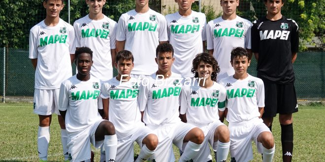 Sassuolo Under 14, Memorial Sacchero