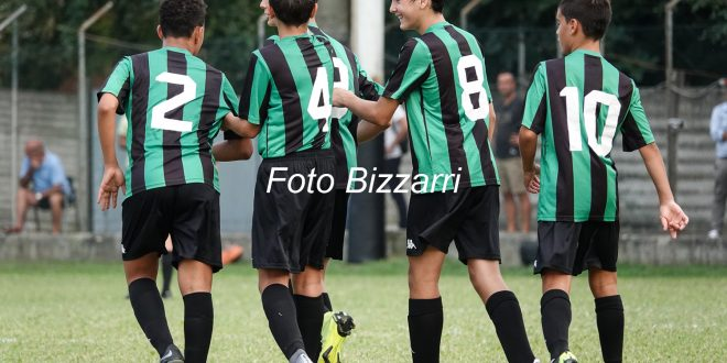 Sassuolo Under 14, percorso netto nel girone: cinque vittorie su cinque