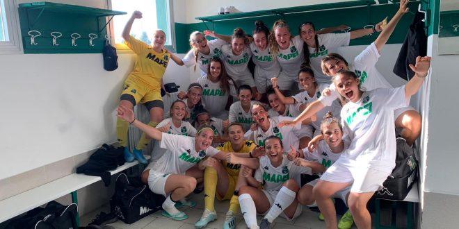 Sassuolo Femminile: ecco le avversarie nel girone della Viareggio Cup