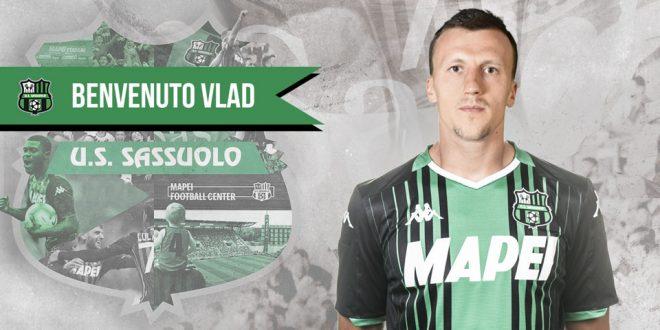 Vlad Chiriches sassuolo
