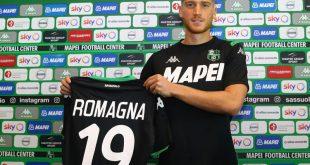"""Romagna in conferenza stampa: """"Sassuolo la soluzione migliore per me"""""""