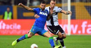 sassuolo parma precedenti Parma-Sassuolo, Francesco Caputo