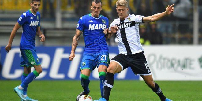Vlad Chiriches, Parma-Sassuolo